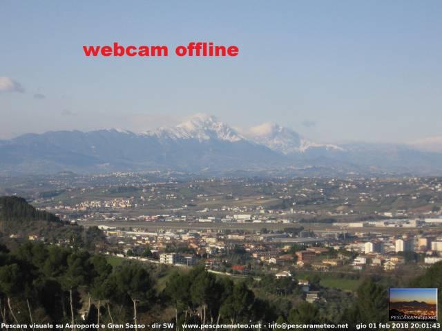 Webcam Pescara 52